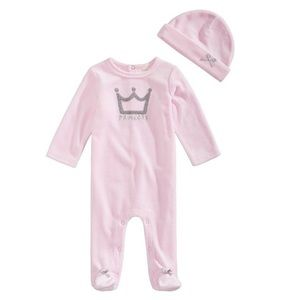 Princess coverall with hat by First Impressions